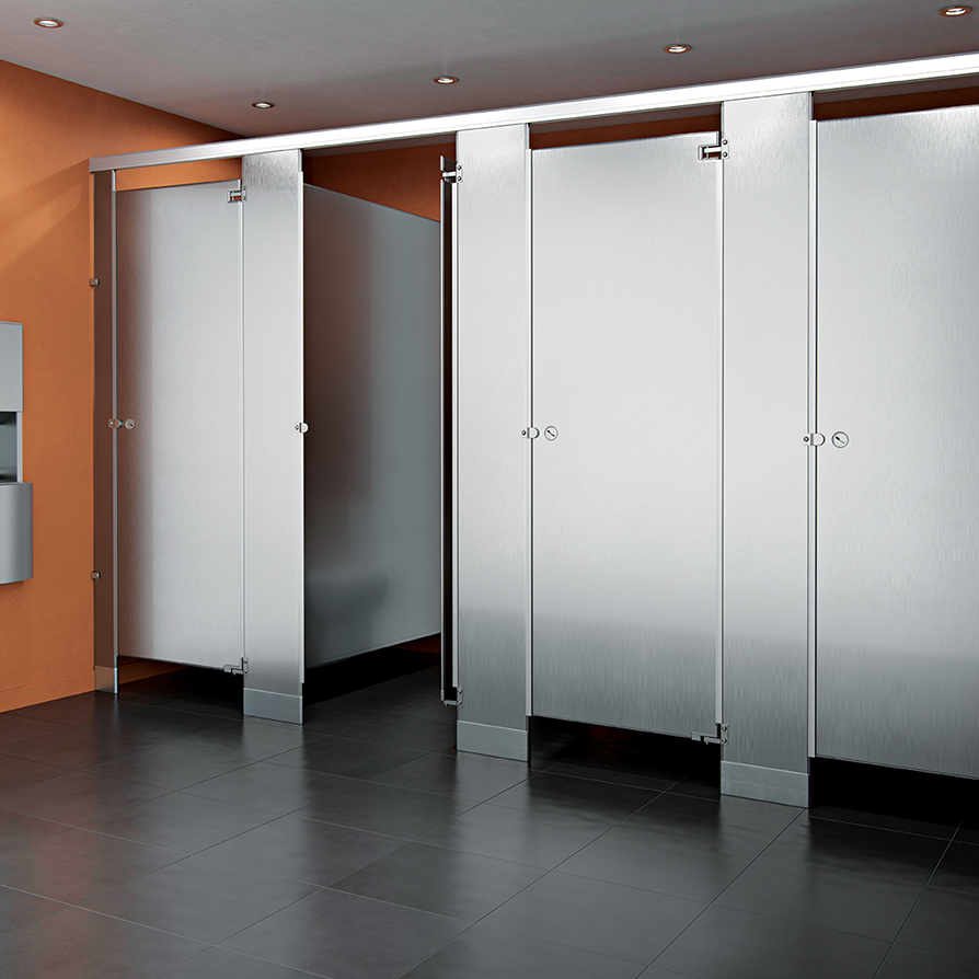 Eastern Partitions | Bathroom Partitions, Hand Dryers, Lockers, Bathroom Accessories – ASI Stainless Steel Partition